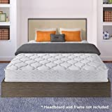 Best Price Mattress 8' Contour Support Pocketed Coil Mattress - Full
