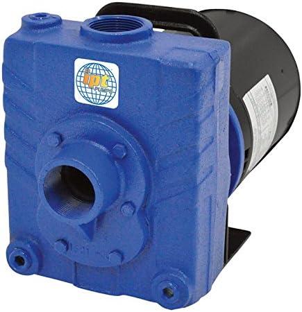 IPT Cast Iron Same day shipping Self-Priming Centrifugal Water - . 4 Pump 800 Long Beach Mall GPH