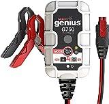 NOCO Genius G750EU 6V / 12V .75 Amp UltraSafe Smart Cargador y Mantenedor de Batería