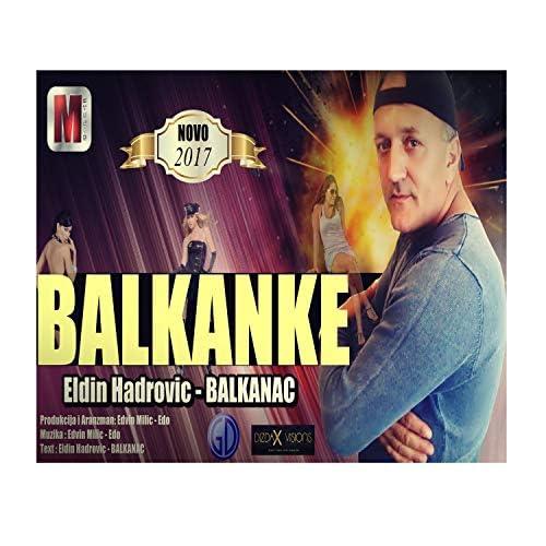 Eldin Hadrovic  Balkanac