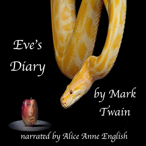 Eve's Diary audiobook cover art