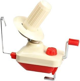 UTOKY ハンドファイバーストリングボール ウールワインダーホルダー 毛糸だま 編み物キット かせくり器 玉巻器 生活便利グッズ 2セット