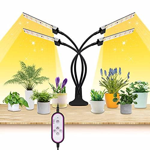 Grow Light, WZDRAGON 60W Sunlike Full Spectrum for...