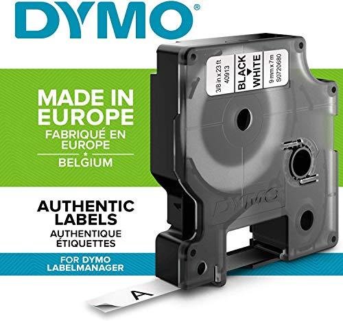 DYMO D1 - Etiquetas Auténticas