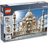 LEGO Sculptures 10189 Taj Mahal, Sealed