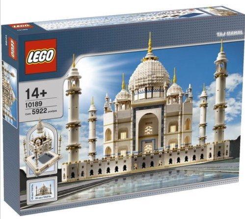 LEGO Sculptures 10189 Taj Mahal – Nuevo, Sellado