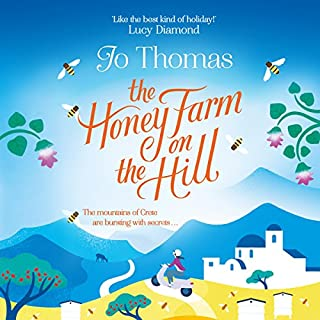 The Honey Farm on the Hill cover art