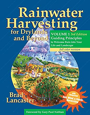 Rainwater Harvesting for Drylands and Beyond, Volume 1, 3rd Edition