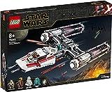 LEGO75249StarWarsCazaEstelarala-YdelaResistencia,JuguetedeConstrucciónparaniños+8añosconMiniFiguras