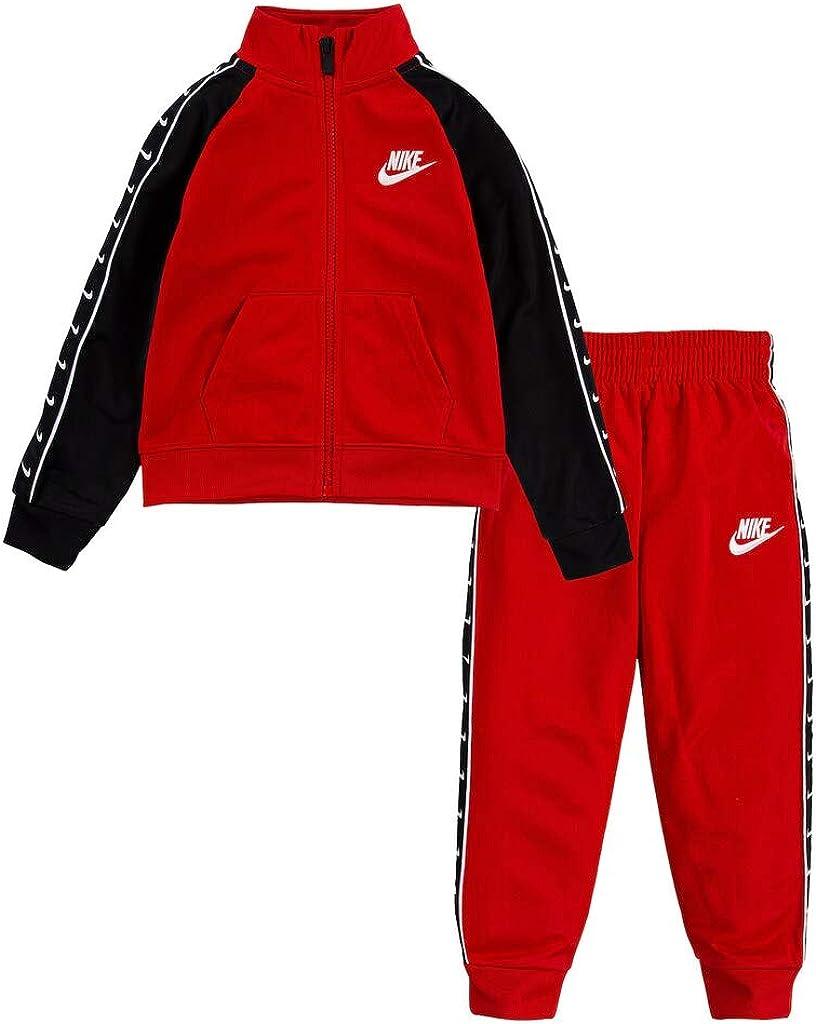Nike Boys' 2-Piece Tricot Tracksuit Pants Set Outfit