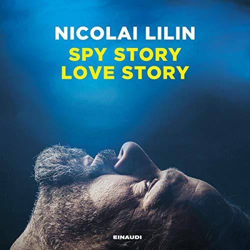 Spy story love story copertina
