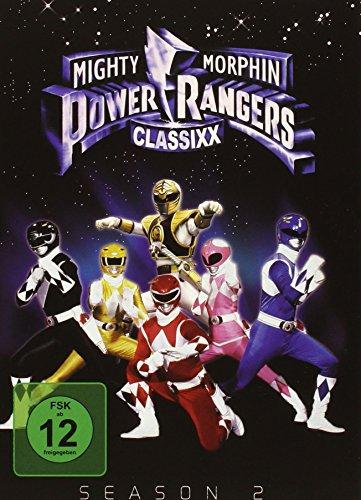 Power Rangers - Mighty Morphin Power Rangers Classixx - Season 2 (6 DVDs)