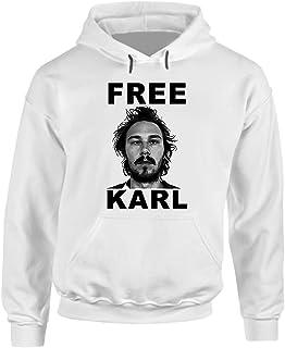 Workaholics TV Show Free Karl Hoodie.