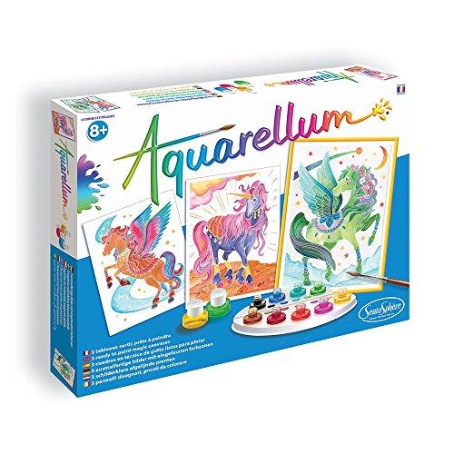 Aquarellum Malset für Kinder, Motiv