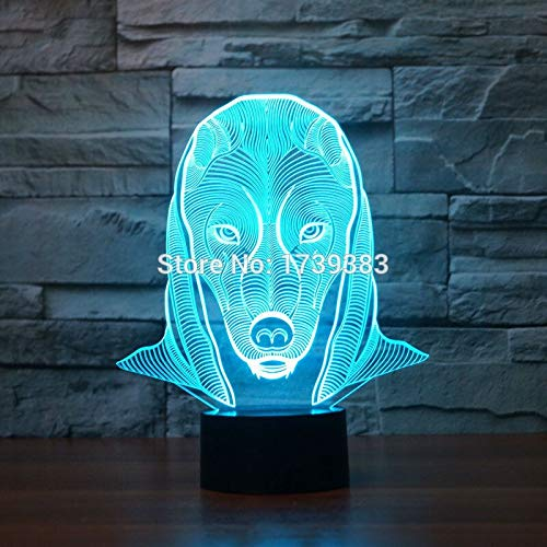 Only 1 pcs Color Changing Flashing Touch Sensor Control Egypt Pharaoh Acrylic 3D LED Night Light LED Pyramid Sphinx Jomy USB Table Lamp