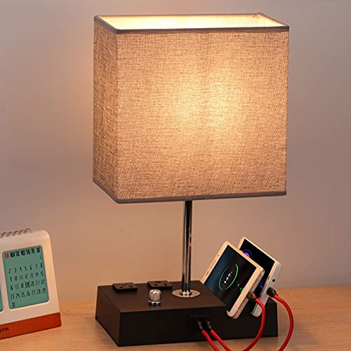 Fully Dimmable Table Lamp for Bedroom Only $36.99 Shipped