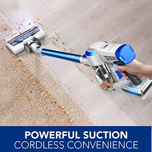 Tineco A10 Hero+ Cordless Stick Vacuum, Lightweight Handheld, Deep Clean Carpets Pet Hair