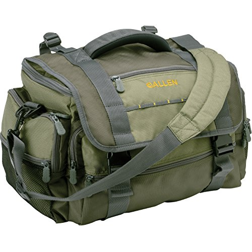 Allen Platte River Fishing Gear Bag, Olive, fly fishing gear bag