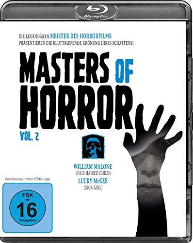 Masters of Horror 1 - Vol. 2 (Malone/McKee) [Blu-ray]