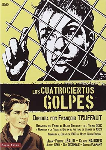 Los 400 golpes DVD Les Quatre Cents Coups