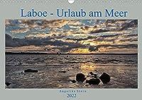 Laboe - Urlaub am Meer (Wandkalender 2022 DIN A3 quer): Die schoensten Seiten von Laboe an der Ostsee (Monatskalender, 14 Seiten )