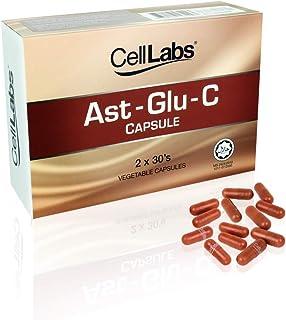 CellLabs AST-Glu-C | Powerful Antioxidant | Even Skin Tone | UV Protection | Reduces Dark Spots & Hyperpigmentation | Ant...