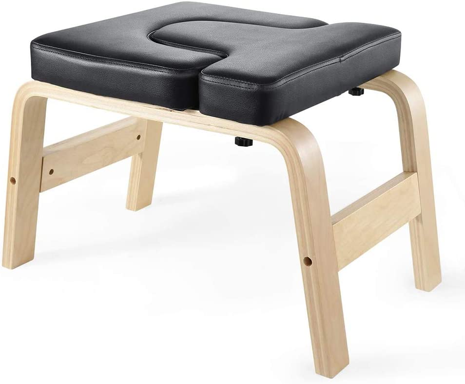 C-CHAIN Balanced Yoga Headstand Bench 超激安 Ideal - Fitne 直送商品 for Workout