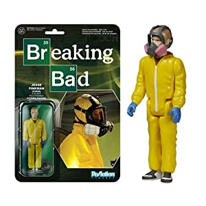 Breaking Bad Jesse Pinkman Cook ReAction 3 3/4-Inch Retro Action Figure by Breaking Bad 7