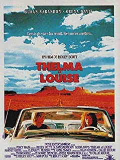Movie Posters Thelma and Louise - 11 x 17