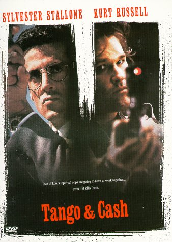 Tango and Cash (Snap Case Packaging)