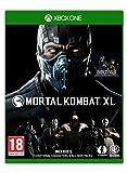 Mortal Kombat XL XB-One AT inkl Pack 1+2 Skin Packs auf CD [Importación alemana]
