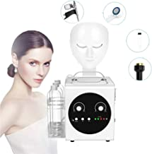 5 in 1 Beauty Machine Facial Aqua Oxygen Spray Jet Peel dermabrasion Machine with LED Photon Mask for Healthy Skin Rejuvenation Anti Aging, Wrinkles, Scarring