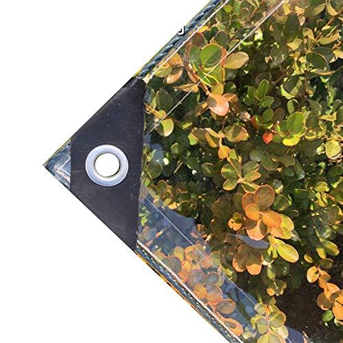 XXIOJUN Lonas Impermeables Exterior, Resistente Al Polvo A Prueba De Lluvia Fortalecer La Cubierta A Prueba De Viento Impermeable para Plantas De Techo De Invernadero para Mascotas