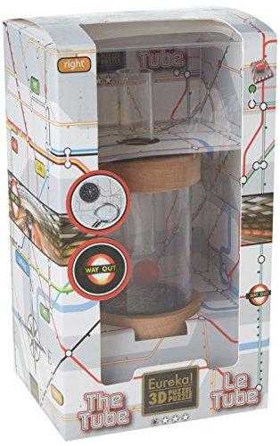 Eureka 3D- Puzzles 3D-Le Tube, 473108