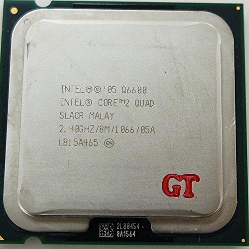 Procesador Intel Core 2 Quad Q6600 - SLACR