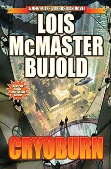 Science fiction book reviews Lois McMaster Bujold Miles Vorkosigan Cryoburn