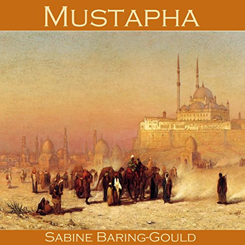 Mustapha audiobook cover art