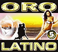 Audio Cd - Oro Latino #05 (1 CD)