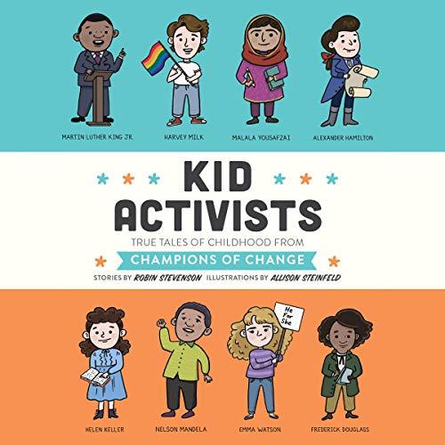 Kid Activists cover art