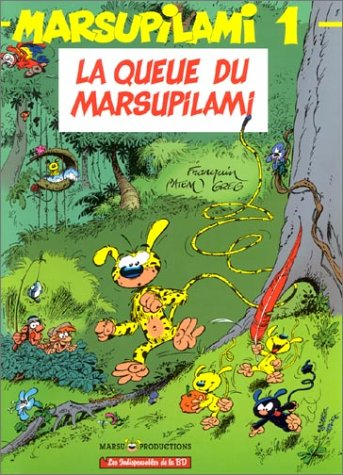 Les Indispensables de la BD, Le Marsupilami, tome 1 : La Queue du Marsupilami