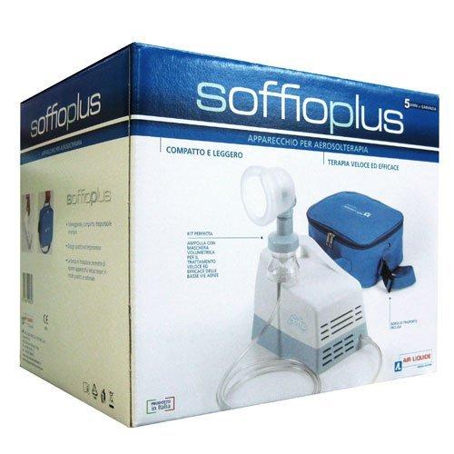 Apparecchio Aerosol Air Liquid Soffio Plus + Borsa Trasporto