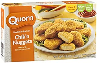 Quorn, Chicken Style Nuggets, 10.6 oz (Frozen)