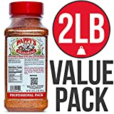 Pappy's Choice Seasonings - Original. Perfect for bbq and smoked brisket, steak, beef, chicken,...