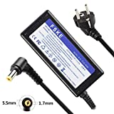 FSKE® 45W 19V 2.37A Laptop Netzteil Ladegerät für Acer Aspire E15 ES1 ES1-571 E5-573 R3 V5 V5-122P E5 V3 Serie AC Adapter, Fit for ADP-40PH BB Notebook EUR Power Supply, 5.5 * 1.7mm