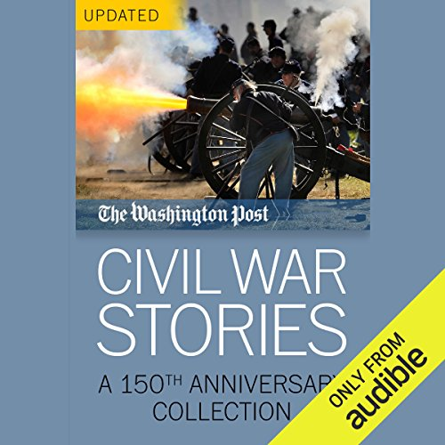 Civil War Stories audiobook cover art