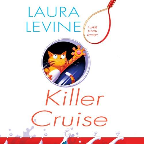Killer Cruise audiobook cover art