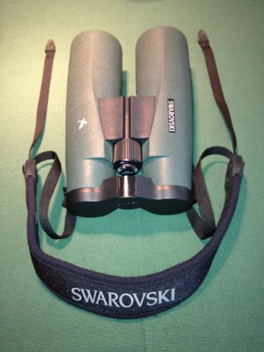 Swarovski Fernglas SLC 8x56 B