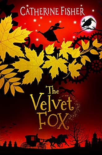 The Velvet Fox (The Clockwork Crow)