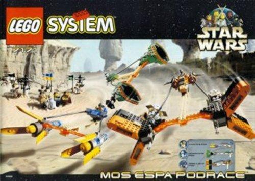 LEGO Star Wars Mos Espa Podrace Episode1