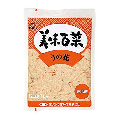 【冷蔵】ケンコーマヨネーズ 美味百菜 うの花 1kg 業務用 惣菜 和食 おかず